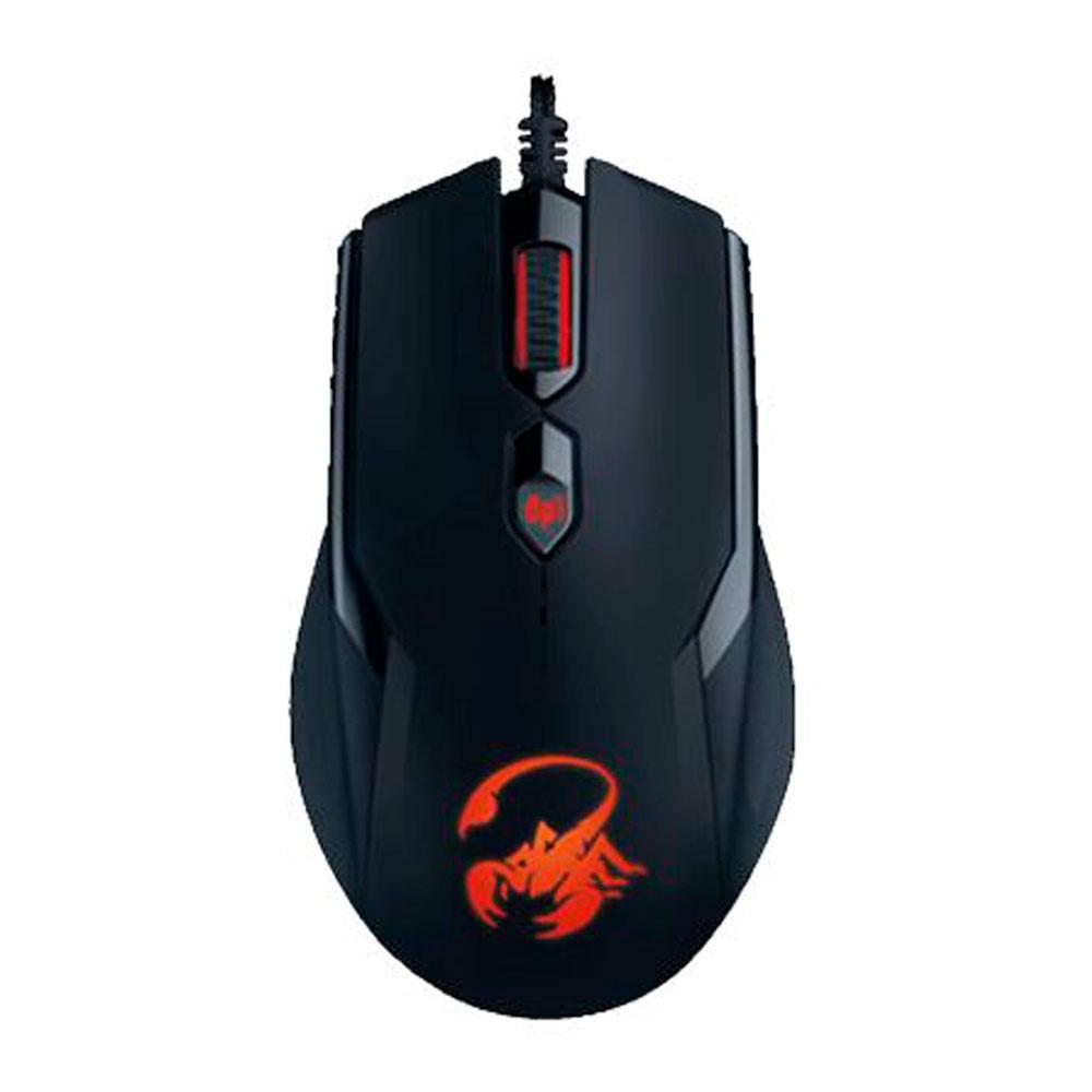 Mouse Gamer Genius GX AMMOX X1-400 Negro