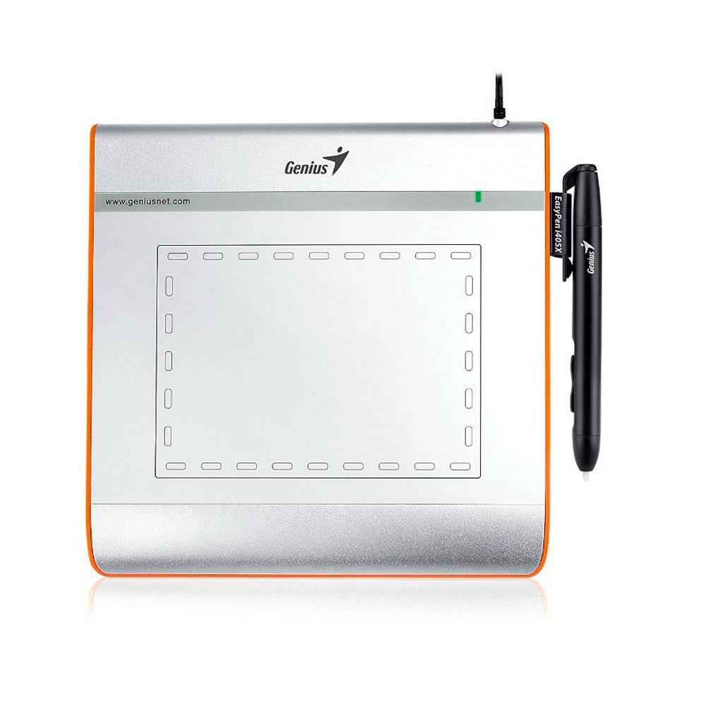 Tableta Digital Genius Easypen I405X, Para Diseño