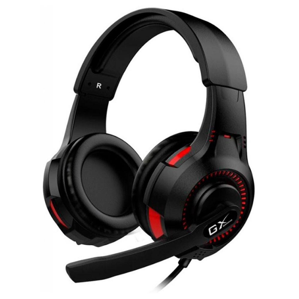 Diadema Gamer Genius HS-G600V Negra