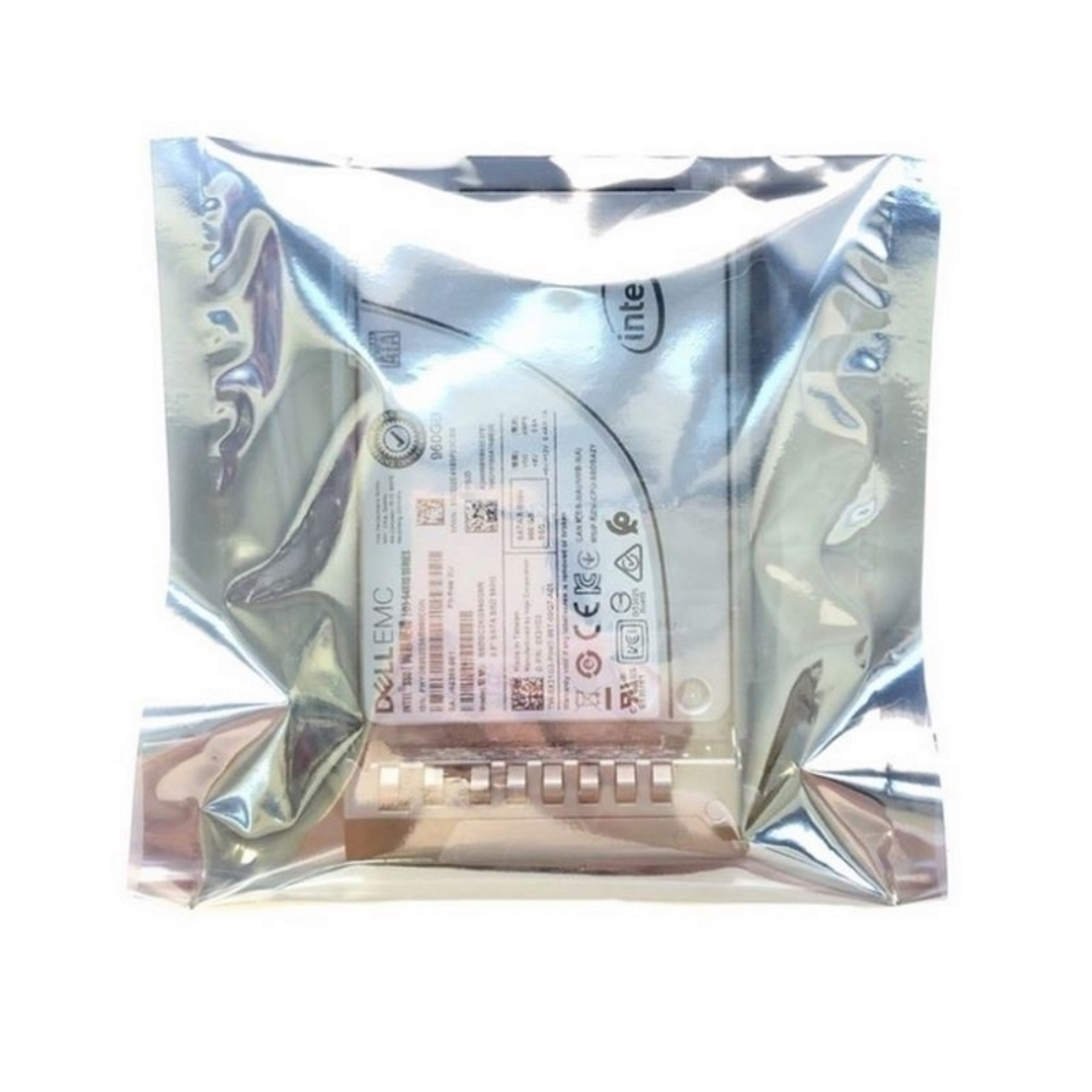 240GB SSD SATA Mix Use 6Gbps 512e 2.5in Hot-plug Drive, S4600, 3 DWPD,1314 TBW, CK
