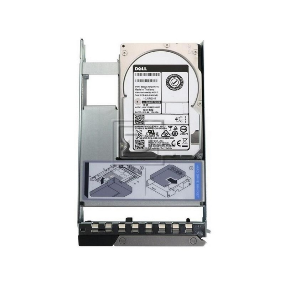 Disco Duro Servidor Dell 401-Abhs 2.4Tb Sas 10K 2.5 Hot-Plug