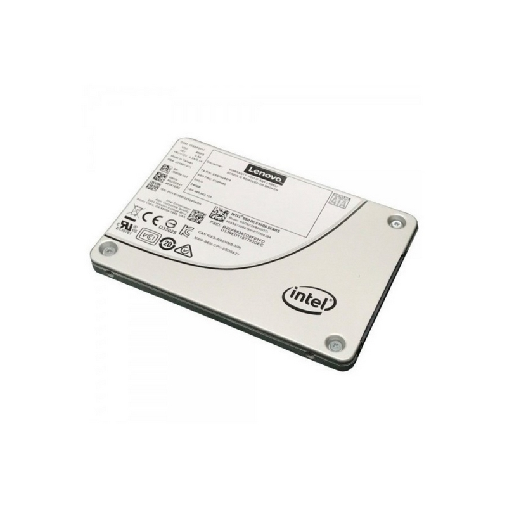 Disco Duro Ssd 480Gb Intel S4510 Para Thinksystem Sr590
