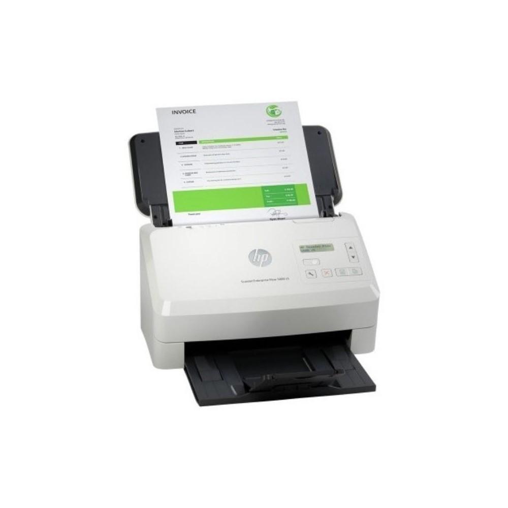 Escaner Documental Hp Scanjet Enterprise Flow 5000 Usb 3.0