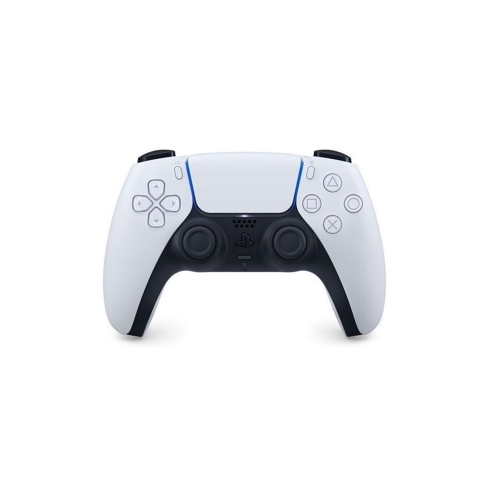 Control Playstation Ps5 Dualsense Blanco Y Negro