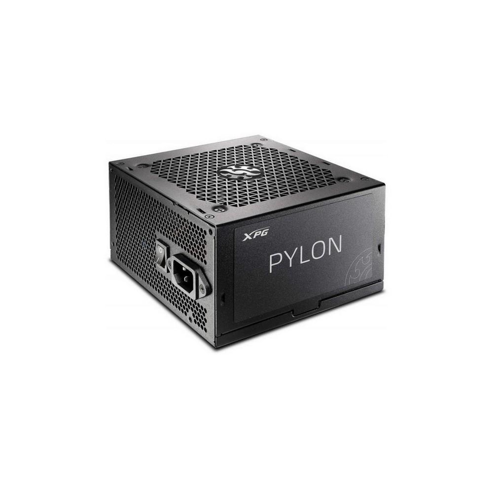 Fuente de poder gamer XPG by ADATA PYLON / 450 Watts / Certificada 80 Plus Bronce