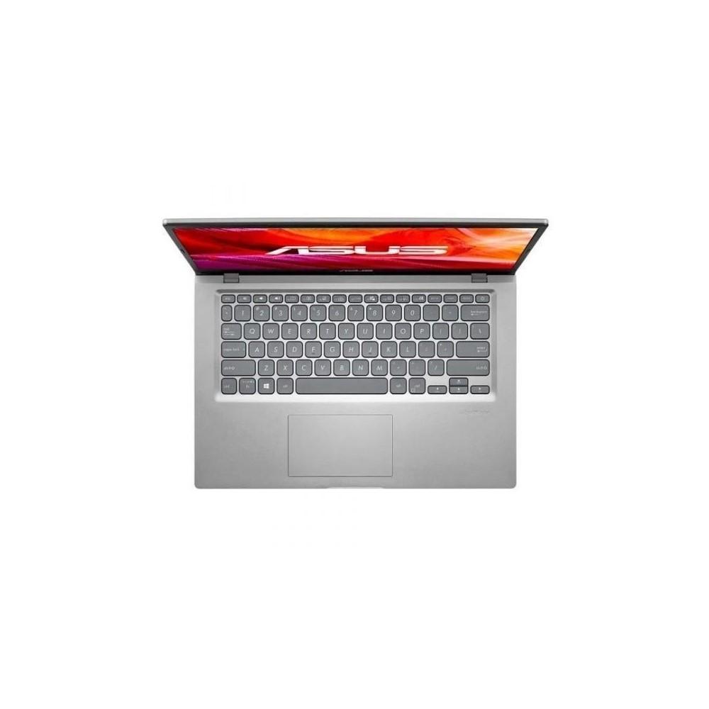 Portátil ASUS X415JA-EK483 Intel® Core? i3-1005G1 Processor 1.2 GHz, 14 FHD, 4GB, 1TB,SO Endless, Sin Unidad Óptica, Lector de Huella, Transparent Silver.