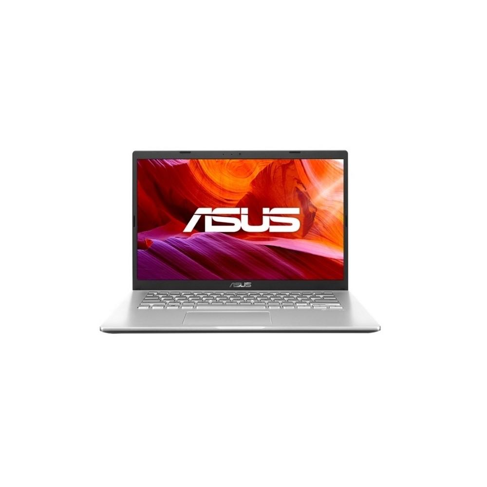 Portátil ASUS X415JA-EK483T Intel® Core™ i3-1005G1 Processor 1.2 GHz, 14, 4GB,  1TB,SO Windows 10 , Sin Unidad Óptica, Transparent Silver. Lector de Huella.