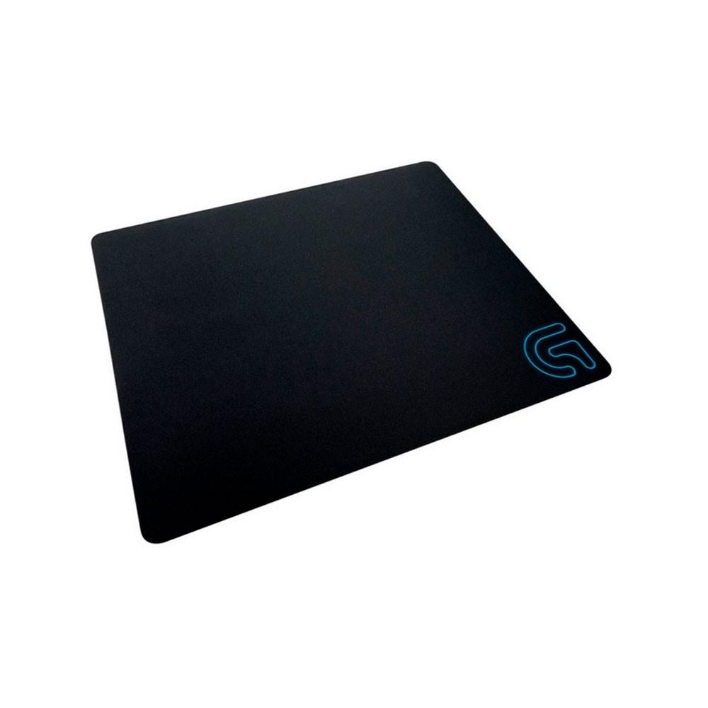 PAD MOUSE G240 CLOTH Logitech Gaming Tamaño Clásico 28CMX34CM Textura Consistente De Tela Ultra bajo Base Goma Garantía 1Año-NEGRO