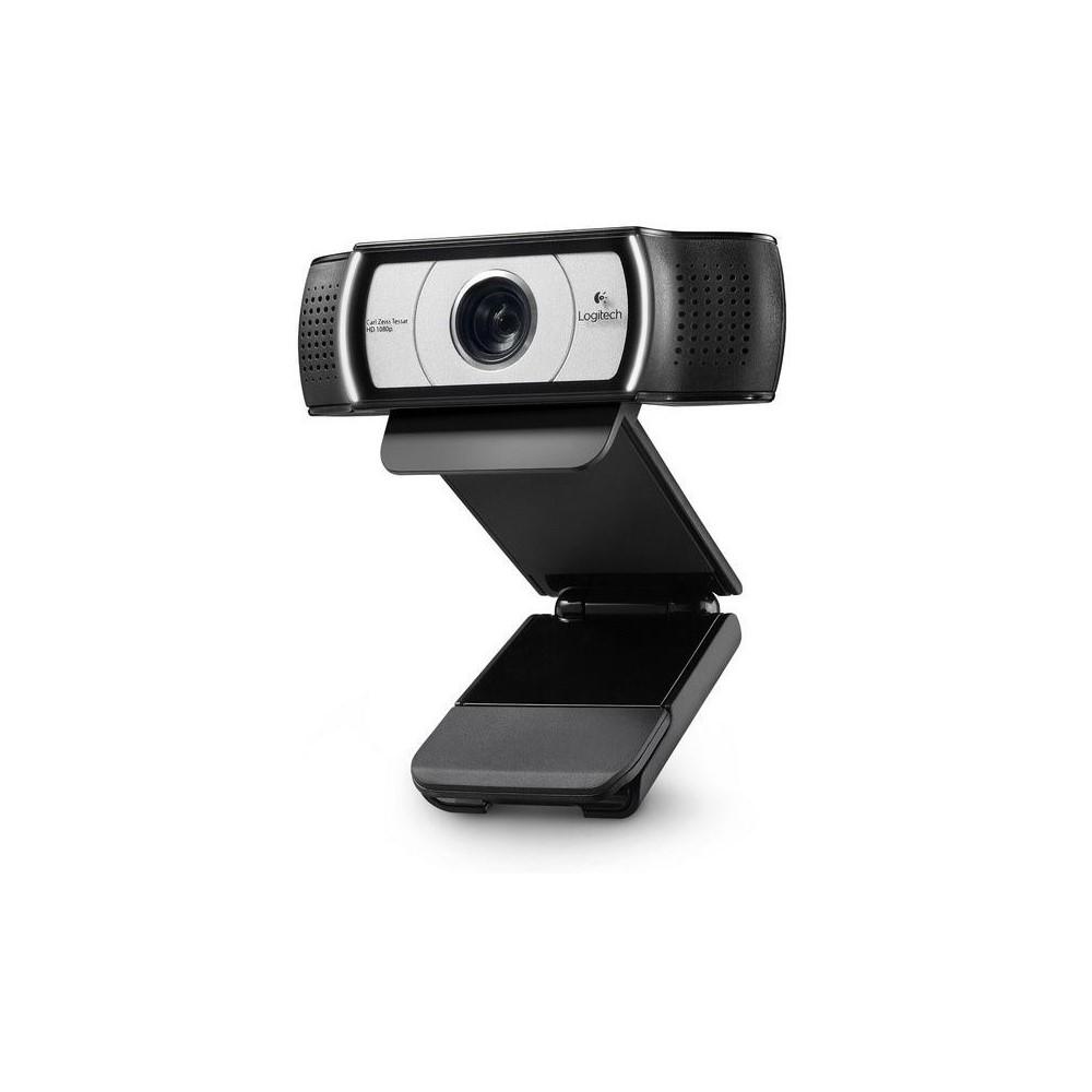 Camara Web Logitech C930 Full Hd 960-000971 1080P