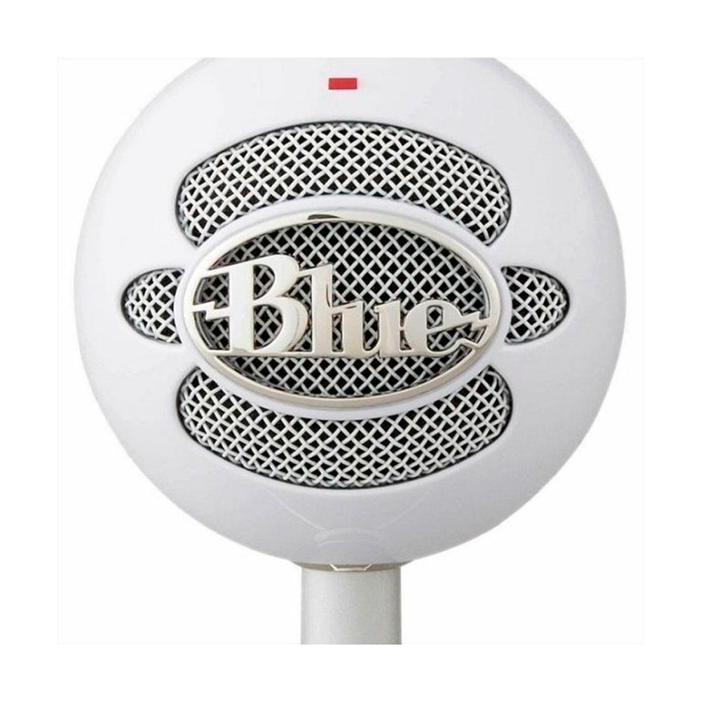 Microfono Usb Profesional Logitech Blue Snowball Ice