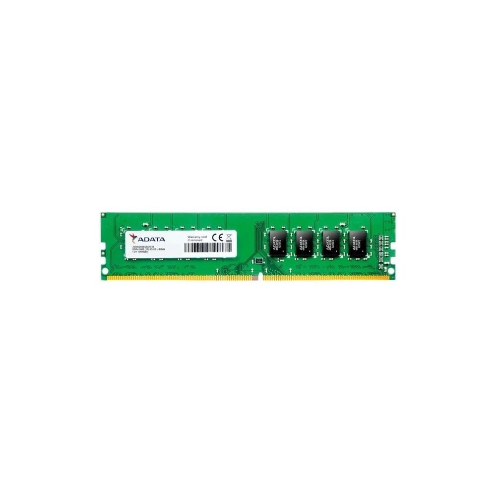 Memoria Ram Adata  Pc Ddr4 8Gb Bus 2666