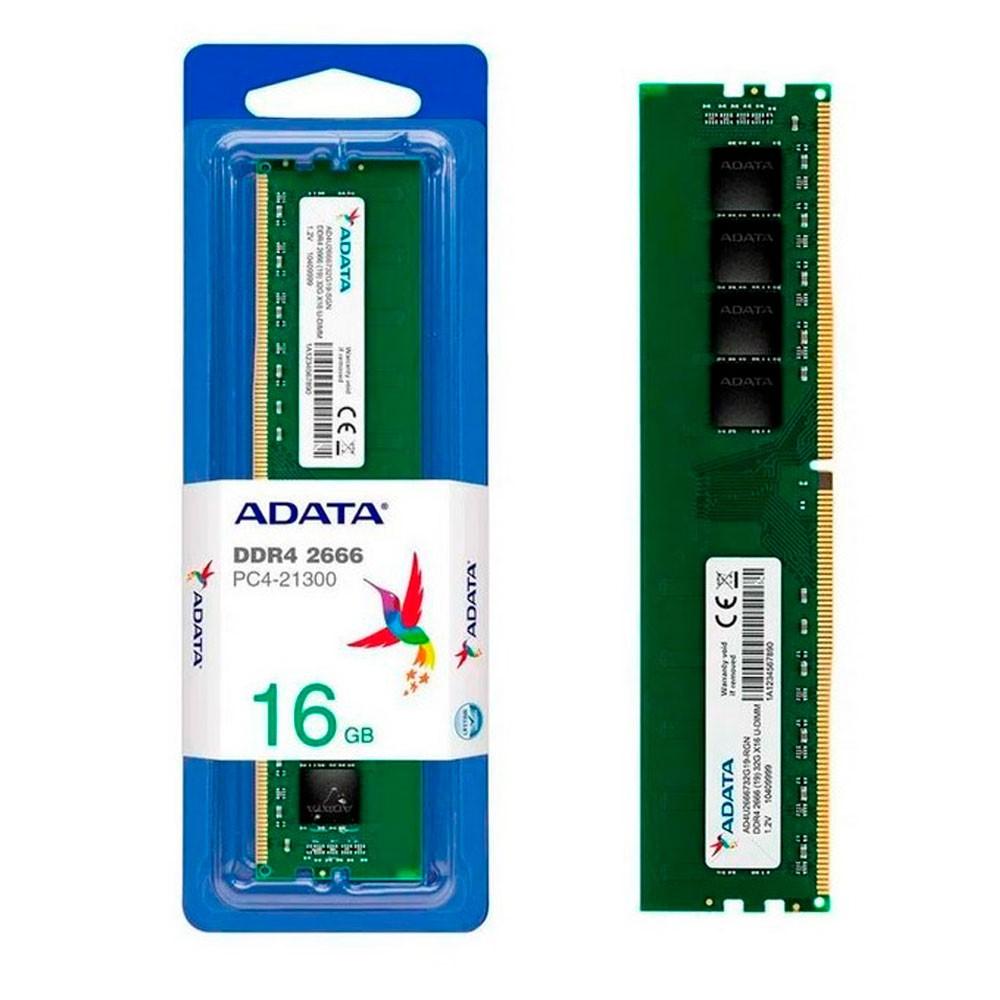 Memoria Adata  Ram Pc Ddr4 16Gb Bus 3200