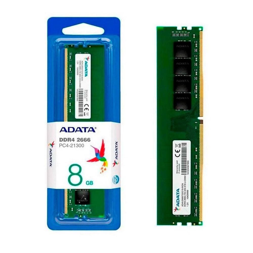 Memoria Adata  Ram Pc Ddr4 8Gb Bus 3200