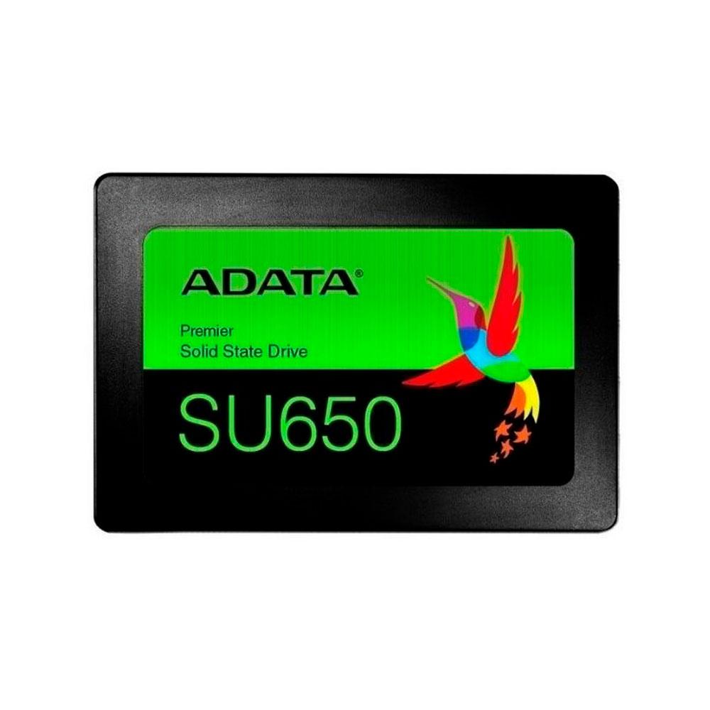 Disco Solido Ssd Interno Adata Su650 240Gb Sata
