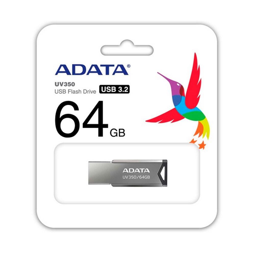 MEMORIA ADATA USB 3.1 METALICA 64GB