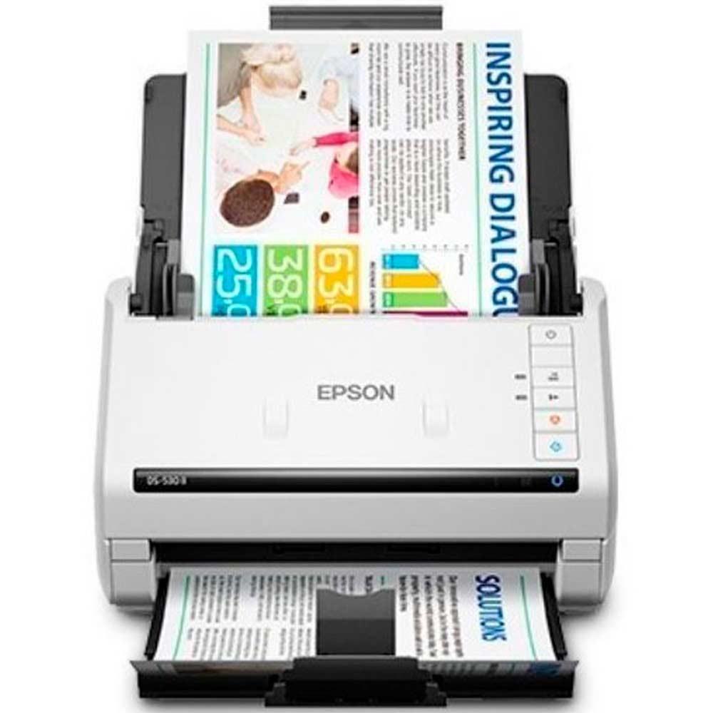 Escaner De Documentos Duplex A Color Epson Ds-530