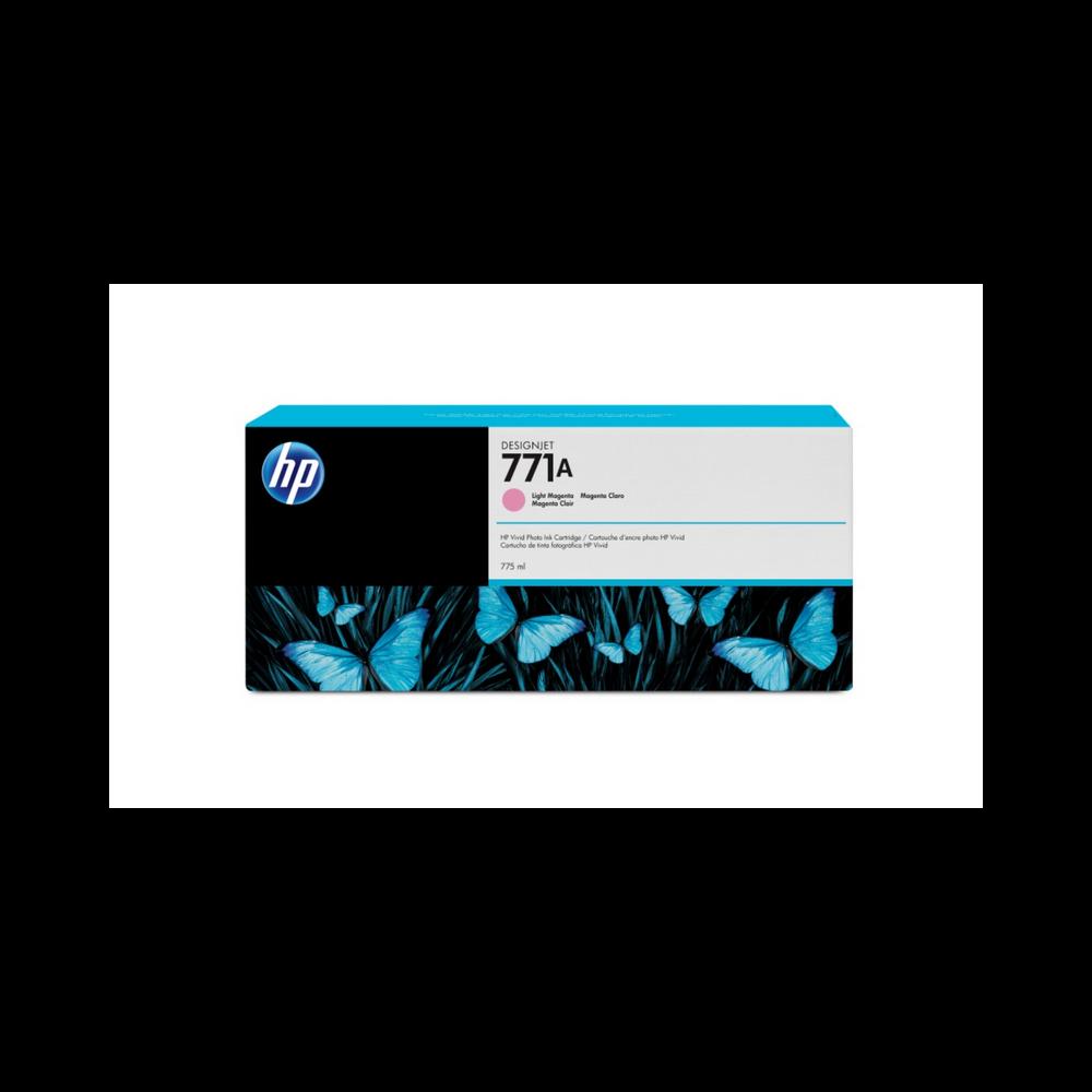 CARTUCHO DE TINTA HP # 771 LIGHT MAGENTA DESIGNJET Z6200/Z6800 775