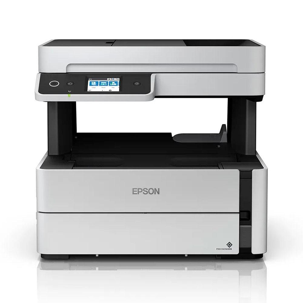 Impresora Multifuncional Epson M3170 Monocromatica Red