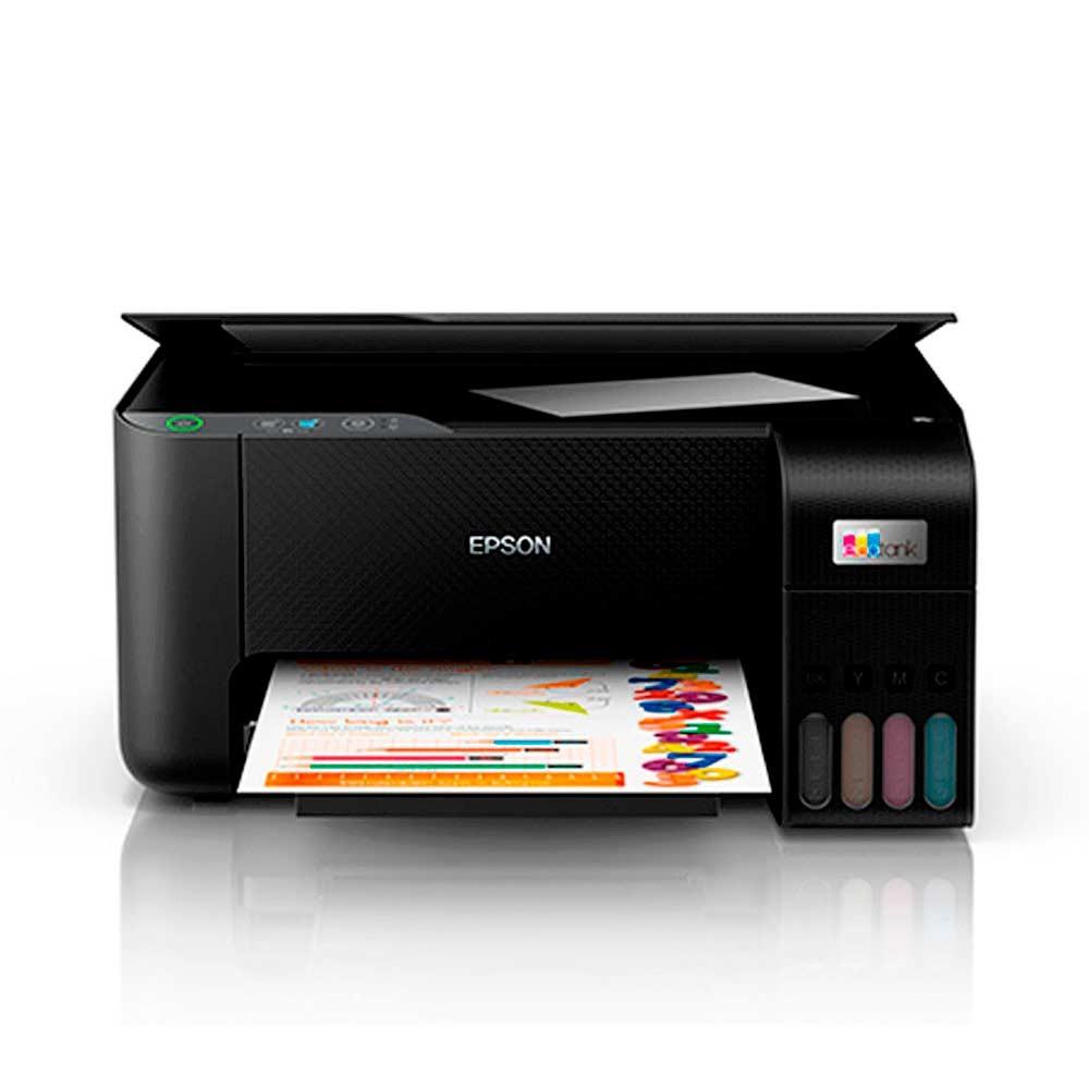 Impresora Multifuncional Color Epson Ecotank L3210