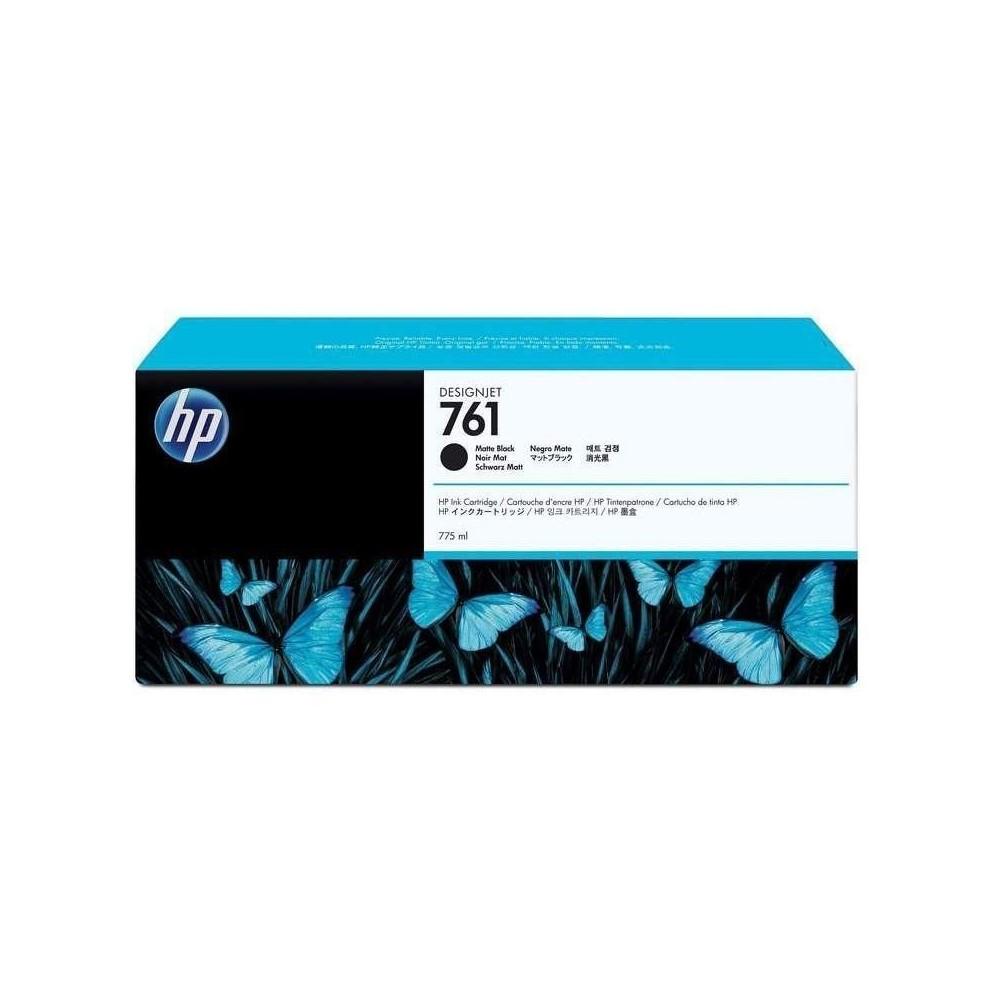 CARTUCHO HP MATTE BLACK  761 DESINGJET T7100 775-ML