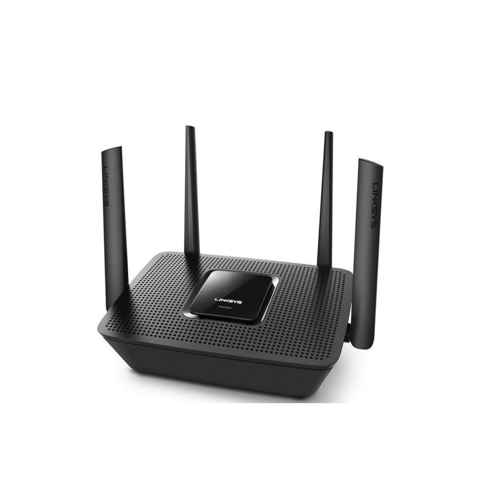 ROUTER Performance Perfected  Router MAX STREEM  Wireless de Alta Potencia -  Smart  Wi Fi