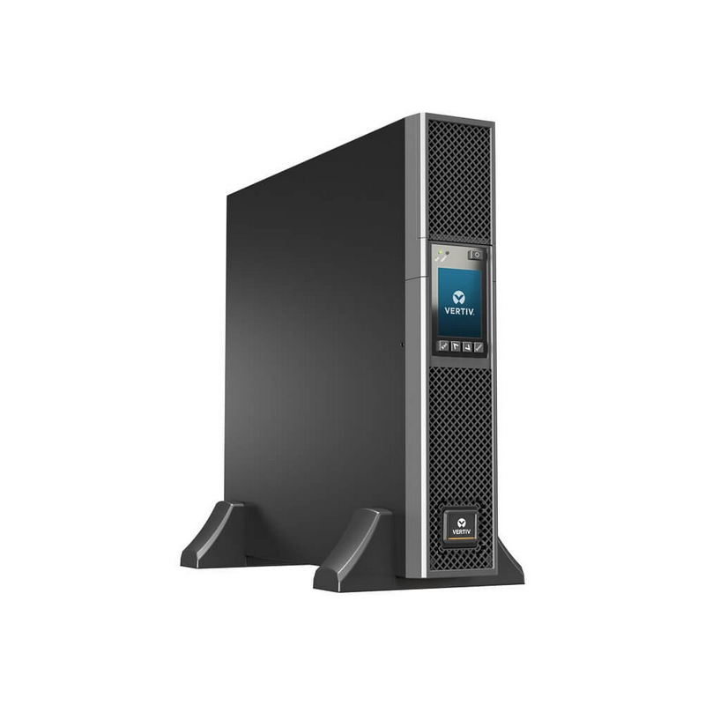 UPS Equipment,GXT 01K00AS11052,Rack-mounted/Tower Standard High-Frequency Link 1-PH Input/1-PH Output 1kVA Intelligent UPS,GXT5-1000RT120