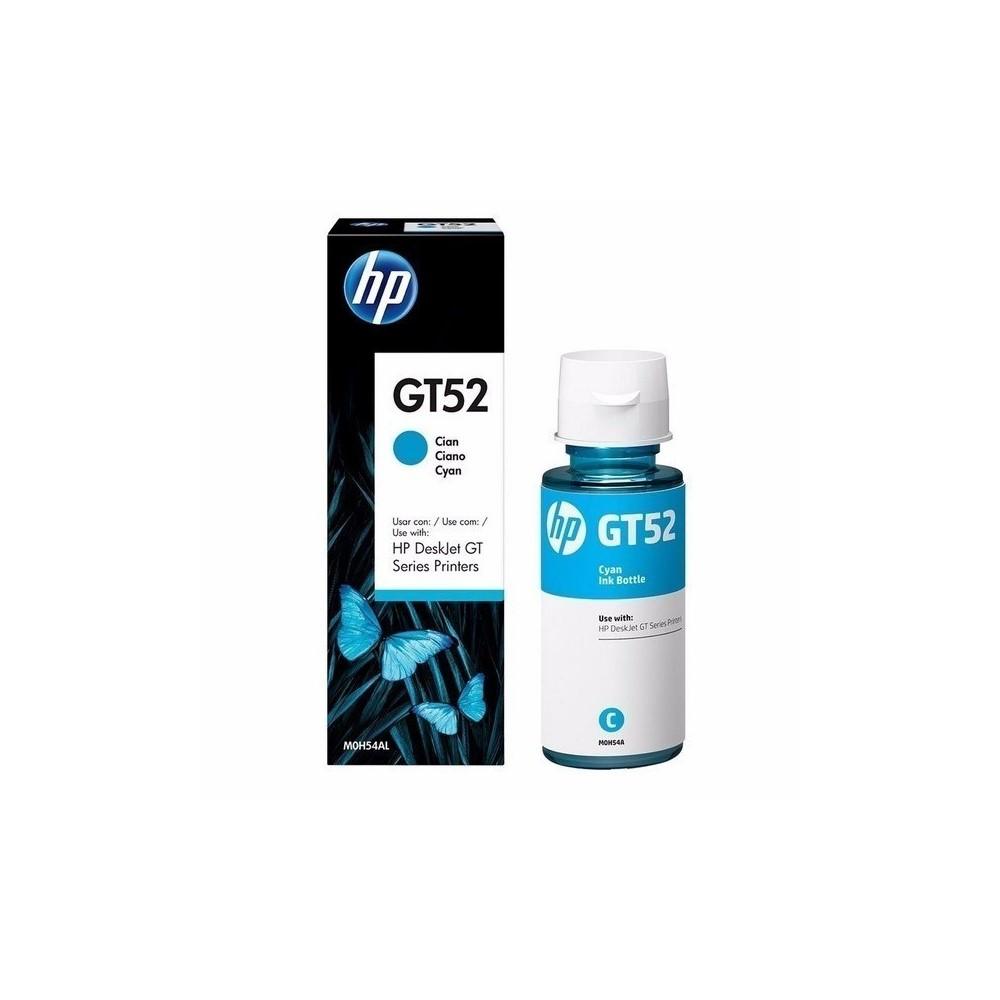 CARTUCHO HP CYAN GT52 BOTTLE  DESKJET GT 5810 , 8.000 Pag.