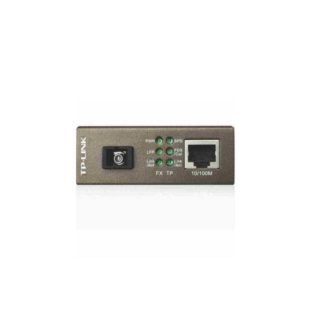 Convertidor Tp Link Mc111Cs Multimedia Wdm 10 100Mbps