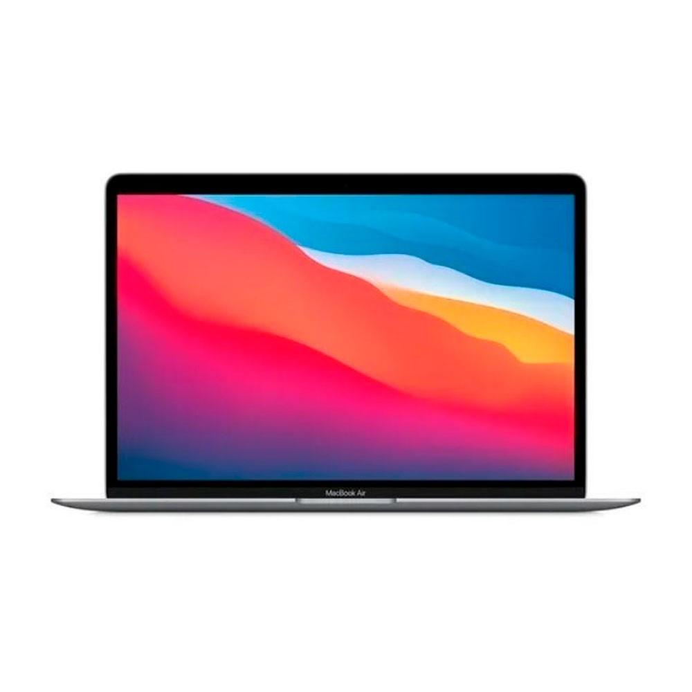 Macbook Air 13 Chip M1 Apple CPU 8 núcleos, GPU 7 núcleos, Neural Engine 16 nucleos / SSD 256GB