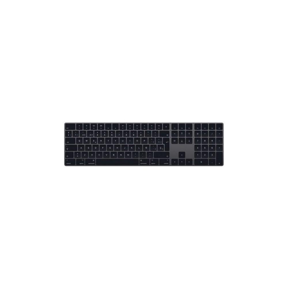 Magic Keyboard Apple con teclado numerico Spanish Space Gray
