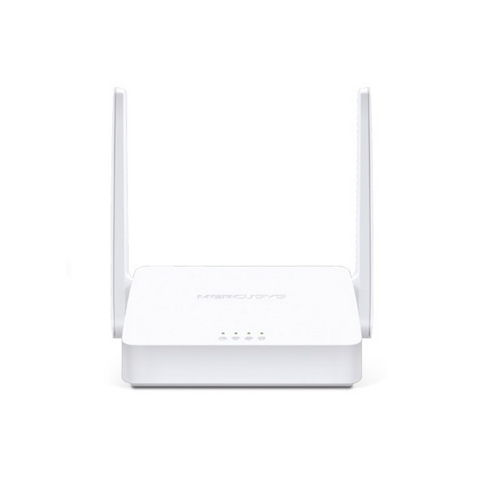 Router  Mercusys Inalambrico Multimodo 300Mbps , 2 Antenas externas.