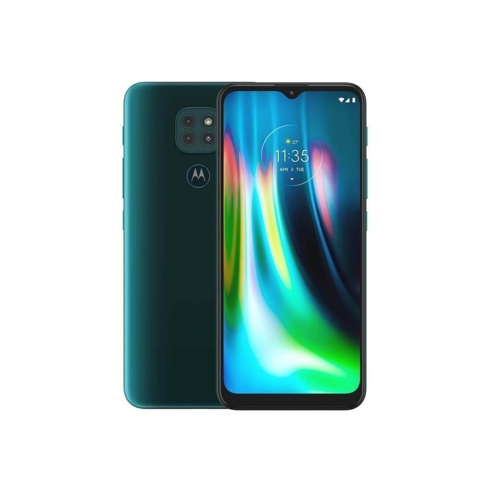 Celular Libre Motorola G9 Play XT2083-1 Verde