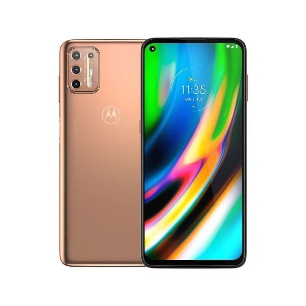 Celular Motorola G9 Plus Xt2087-1 Rosado