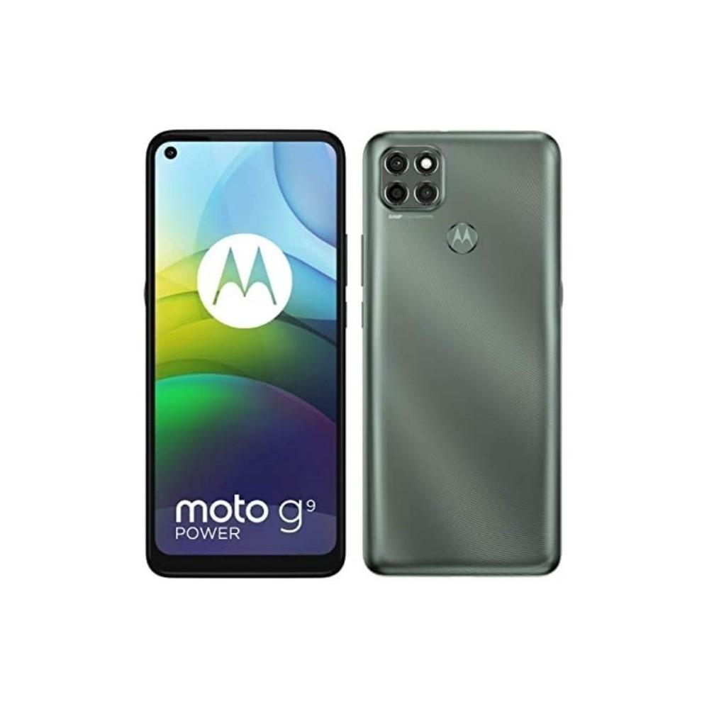 Celular Libre Motorola Moto G9 Power 128GB  Verde Granito