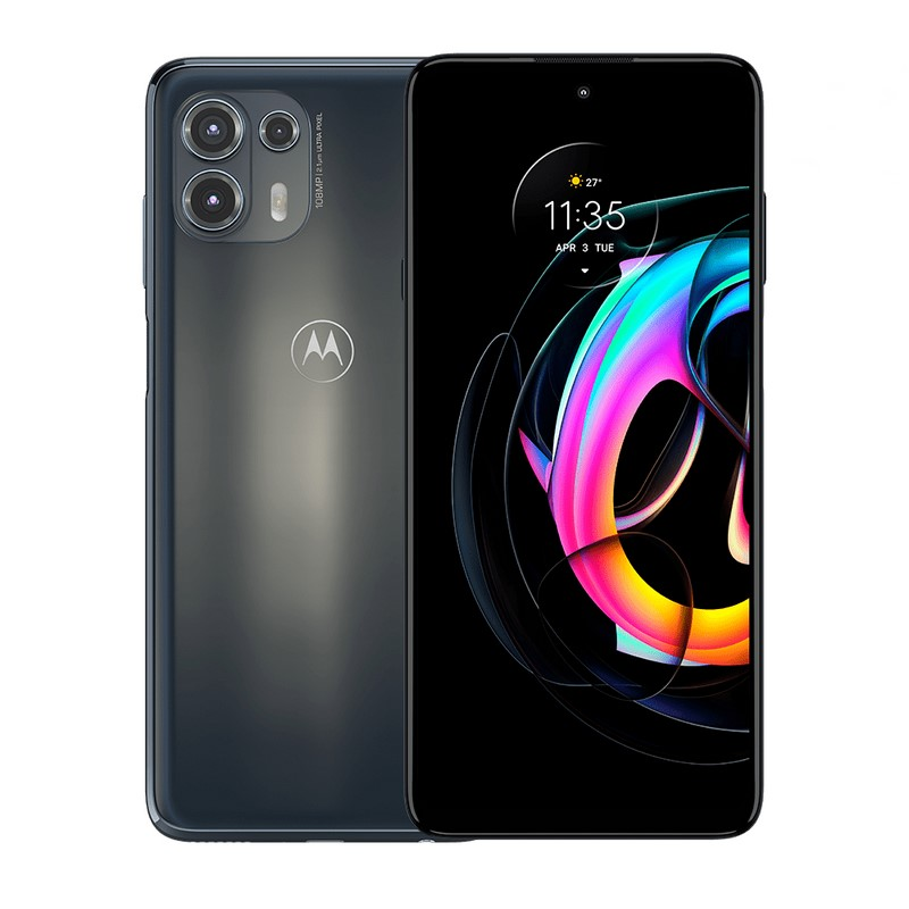 Celular Moto Edge 20 Lite Negro 128Gb