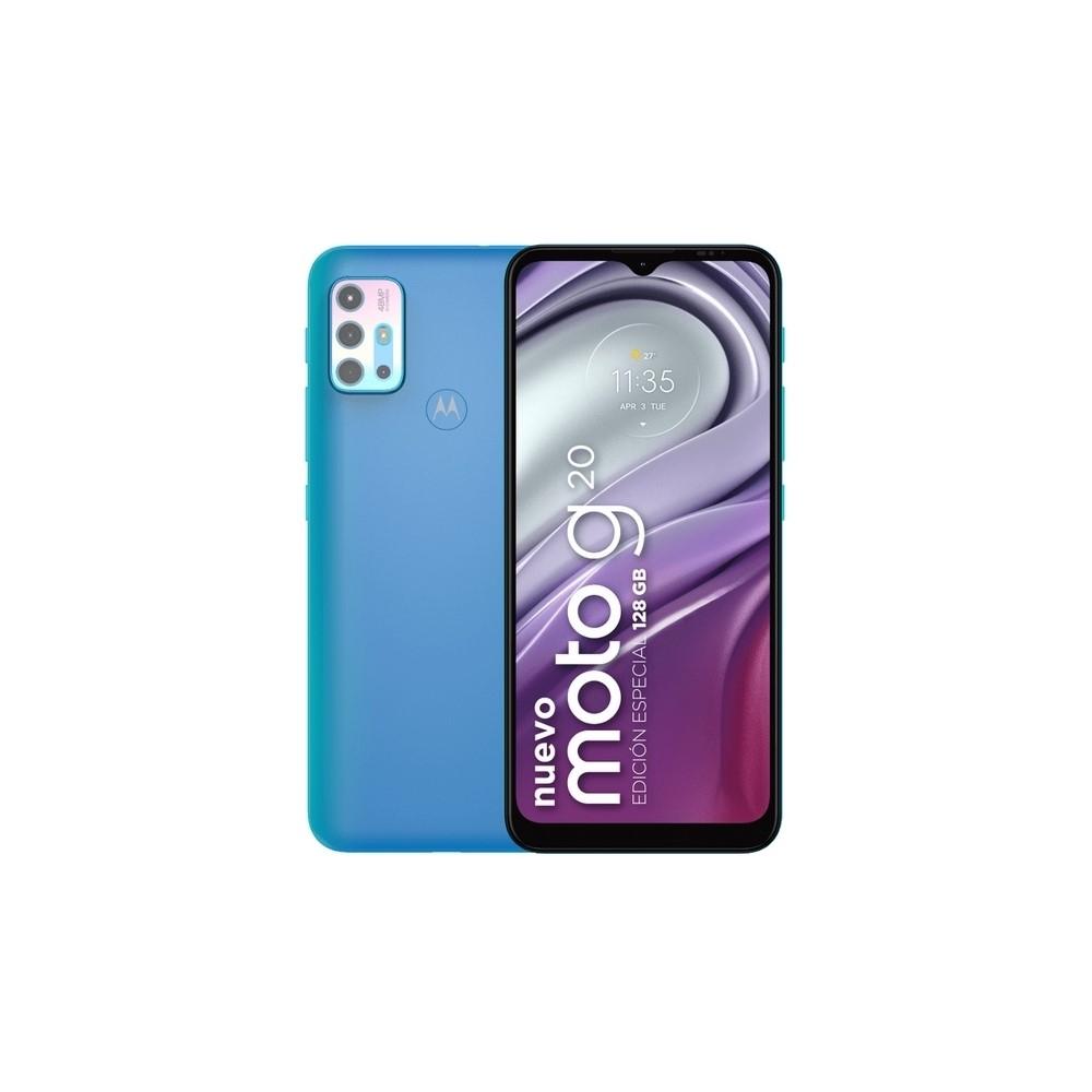 Celular Moto G20S Azul 128GB