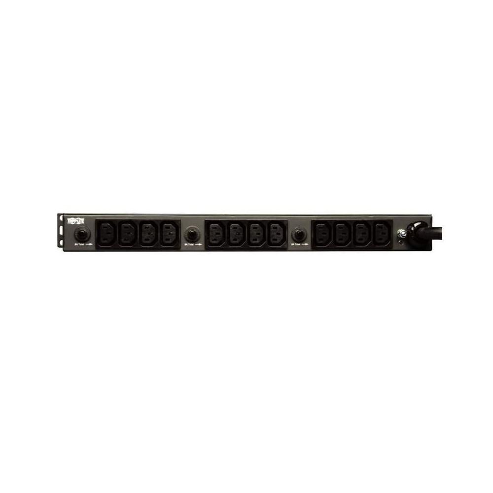 Unidad De Distribucion De Tripp Lite Pdu1230 Electrica Rack