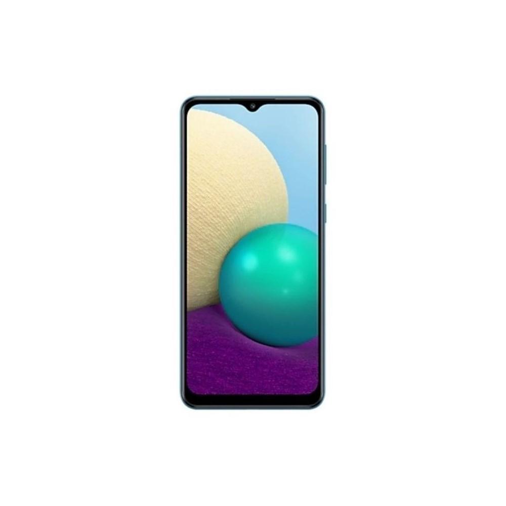 Celular Libre Samsung Galaxy A02 64Gb Azul