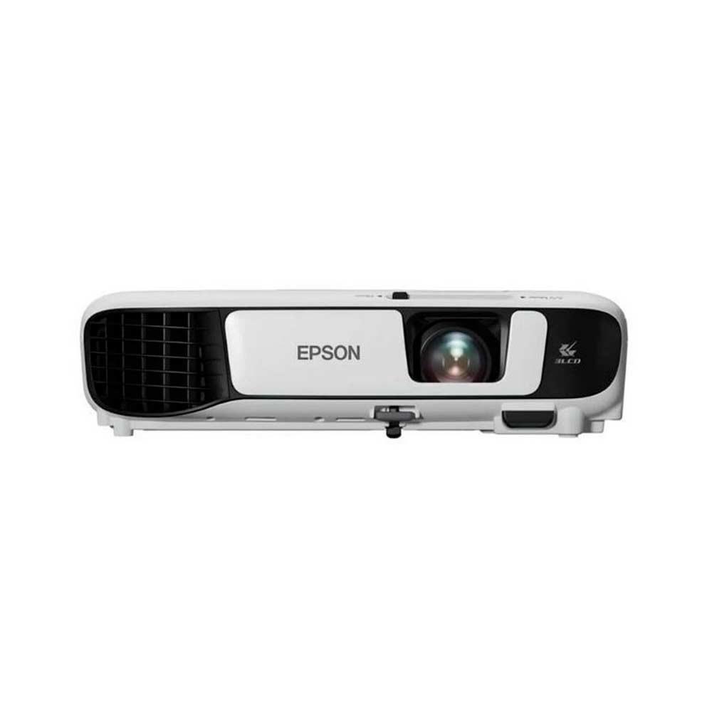 Video Proyector Epson PowerLite X51+/ Tecnología: 3LCD de 3 chips/ (3.800 lumens en Blanco y Color - Resolución   XGA)  Módulo inalámbrico Incluido