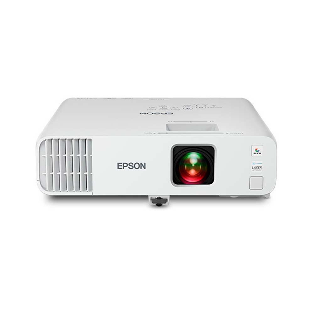 Videoproyector Epson PowerLite L200X Láser /Tecnología: 3LCD de 3 chips/4.200 lúmenes en Blanco y Color - Resolución  XGA 1024 x 768 pixeles (proporciona soporte inalámbrico y Miracast® integrado)